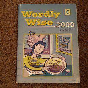 Wordly Wise 3000: 4-6 Grade Home School Workbook